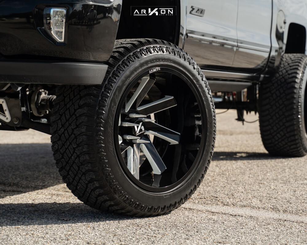 Arkon off-road wheels