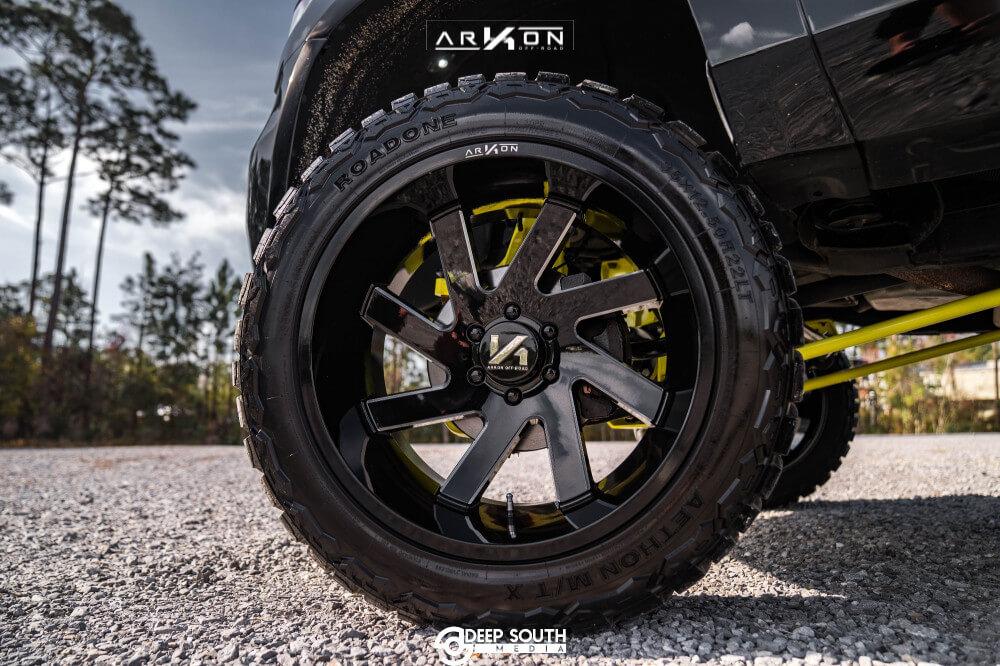 True Directional Wheels